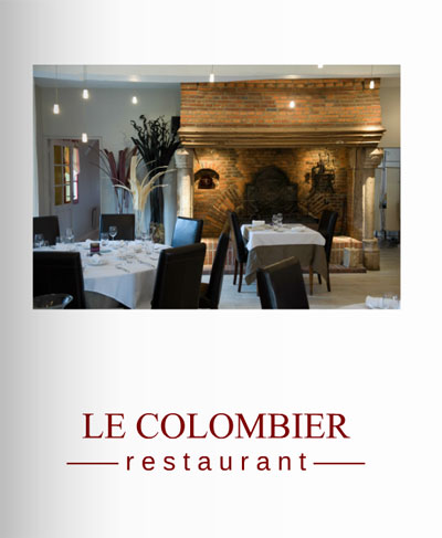 colombier restaurant toques normandes